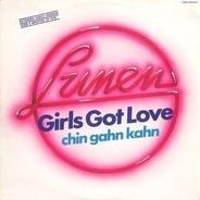 Lunen - Girls Got Love / Chin Gahn Kahn