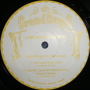Luscious Jackson - Ladyfingers (Remixes)