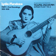 Lydia Mendoza - Part 1: First Recordings 1928 - 1938