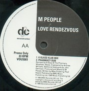 M People - Love rendezvous