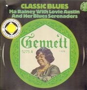 Ma Rainey with Lovie Austin and Her Blues Serenaders - Classic Blues