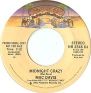 Mac Davis - Midnight Crazy