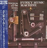 Maceo & All The King's Men - Funky Music Machine