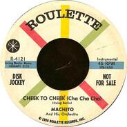 Machito And His Orchestra - Cheek To Cheek (Cha Cha Cha) / Cathy Cha Cha Cha