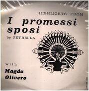 Magda Olivero, Carla Farino - I promessi sposi