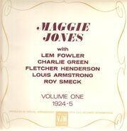 Maggie Jones - Volume One 1924-5