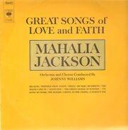 Mahalia Jackson - Great Songs Of Love And Faith