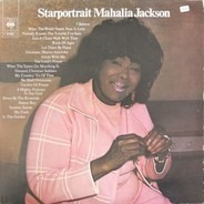 Mahalia Jackson - Starportrait Mahalia Jackson