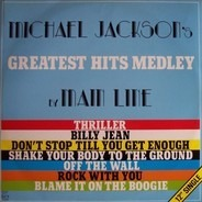 Main Line - Michael Jackson's Greatest Hits Medley