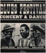 Mance Lipscomb / Clifton Chenier / Lightning Hopkins - The 2nd Annual Berkeley Blues Festival Concert & Dance