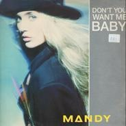 Mandy Smith - Don't You Want Me Baby