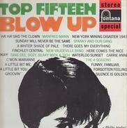 Manfred Mann, The 4 Seasons... - Top Fifteen Blow Up