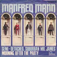 Manfred Mann - Semi-Detached, Suburban Mr. James