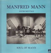 Manfred Mann - Soul Of Mann (Instrumentals)