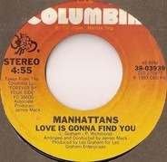 Manhattans - Crazy