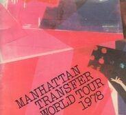 Manhattan Transfer - World Tour 1978