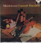 Mantovani And His Orchestra - Concert Encores