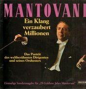 Mantovani - Ein Klang verzaubert Millionen, Das Portrait
