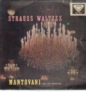 Mantovani And His Orchestra - Strauss Waltzes