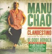 Manu Chao - Clandestino/Bloody Border-Collec