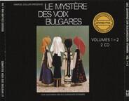 Marcel Cellier Présente Le Mystère Des Voix Bulgares - Le mystere des voix bulgares