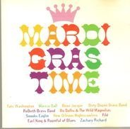 Marcia Ball / Zachary Richard / Snooks Eaglin a.o. - Mardi Gras Time