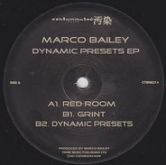 Marco Bailey - Dynamic Presets EP