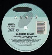 Marcus Lewis - Searchin' For A Good Time