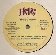 Margie Joseph - Move To The Groove
