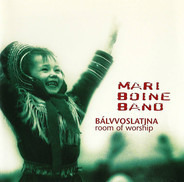 Mari Boine Band - Bálvvoslatjna = Room Of Worship