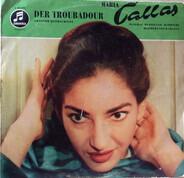 Maria Callas, Barbieri. Karajan, a.o. - Der Troubadour (Großer Querschnitt)