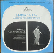 Donizetti - Maria Callas - Lucia Di Lammermoor