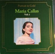 Maria Callas - Portrait In Gold Vol: 2