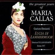Donizetti - Lucia di Lammermoor (Maria Callas, Panerai, Fernandi)