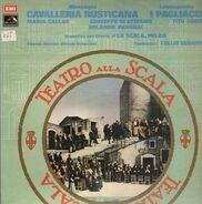 Mascagni, Leoncavallo - Cavalleria Rusticana / I Pagliacci