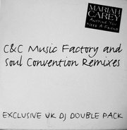 Mariah Carey - Anytime You Need A Friend (C&C Music Factory / Soul Convention Remixes)