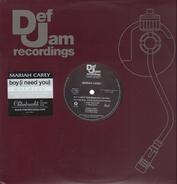 Mariah Carey - Boy (I Need You) (Remix)