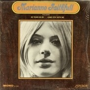 Marianne Faithfull - Marianne Faithfull
