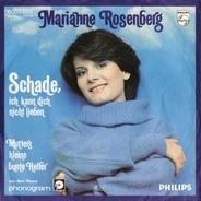 Marianne Rosenberg - Schade, Ich Kann Dich Nicht Lieben