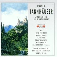 Robert Heger - Wagner: Tannhäuser (zweiter Teil)