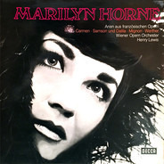 Marilyn Horne - Arias From French Operas ( Henry Lewis)