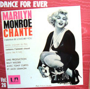 Marylin Monroe - I Wanna Be Loved By You