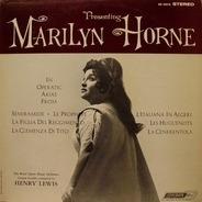 Marilyn Horne - Presenting Marilyn Horne In Operatic Arias