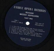 Marilyn Horne, Anne Reynolds a.o. - UORC Series: Rossini (Mezzo Sopranos)