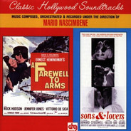 Mario Nascimbene - A Farewell To Arms / Sons & Lovers - Original Motion Picture Soundtracks