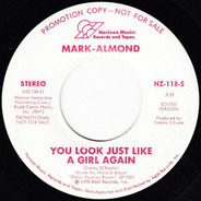 Mark-Almond - You Look Just Like A Girl Again