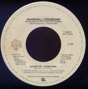 Marshall Crenshaw - Someday, Someway