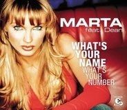 Marta - What'S Your Name