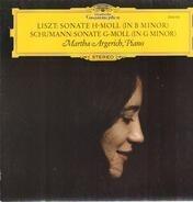 Liszt / Schumann (Argerich) - Klaviersonate h-moll / Klaviersonate g-moll op. 22