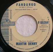 Martin Denny - Fandango / Bonsoir Dame
